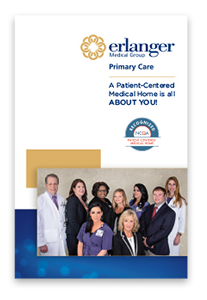 Image of Patient Centered Medical Home Brochure