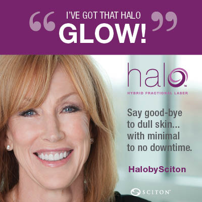 Resurfacing Laser Treatment with Sciton Halo Laser