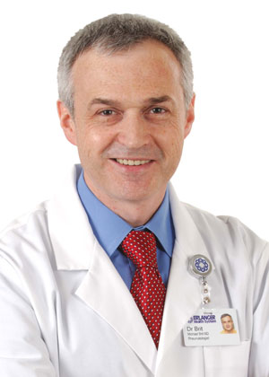 Michael Brit, MD, PhD, FACR
