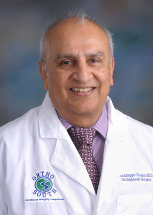 Channappa Chandra, MD