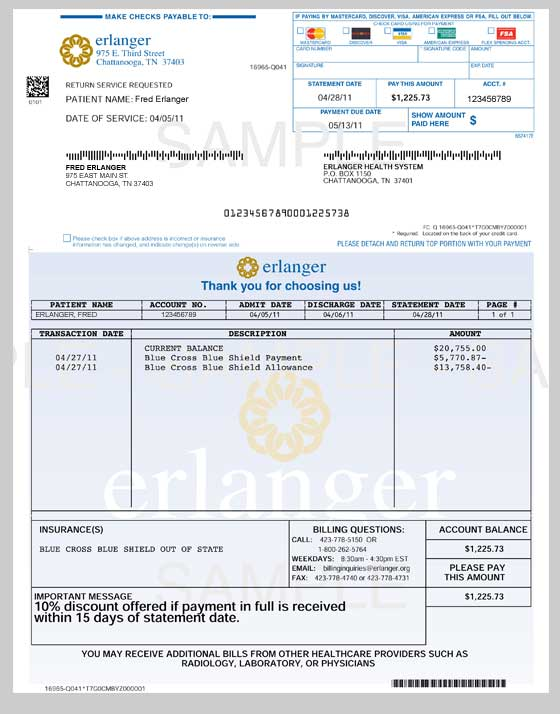 Image of Invision Invoice